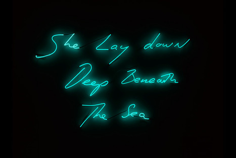 Tracey Emin comes home to Margate with an exhibition of new works at Turner Contemporary | Museums and cultural heritage news | Scoop.it