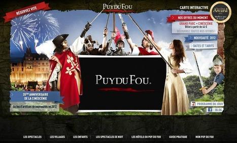 La stratégie numérique du Puy du Fou | BLOG-ETOURISME.COM : Tourisme et TIC | Mobinautes | Scoop.it