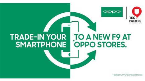 OPPO launches smartphone trade-in program | Gad
