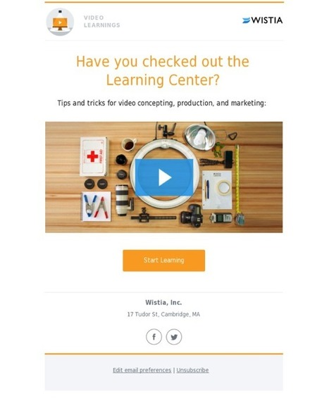 How to Plan & Execute Effective 'Welcome' Emails | Email Marketing Tips | Scoop.it