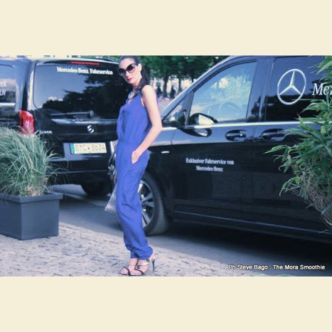 Mercedes-Benz Fashion Week Berlin! My Day #2 ! | Fashion DIY and more... | Scoop.it