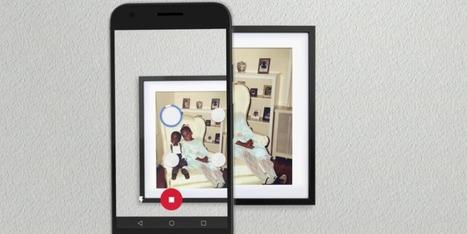 LA solution pour numériser vos photos? | Fresh from Edge Communication | Scoop.it