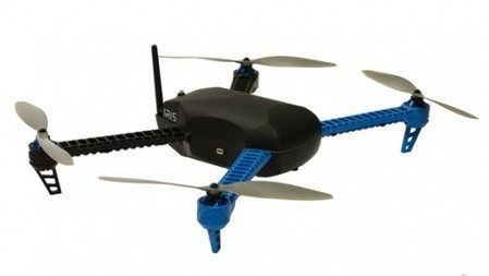 3D Robotics announces GPS-guided quadcopter for the masses | Robots and Robotics | Scoop.it