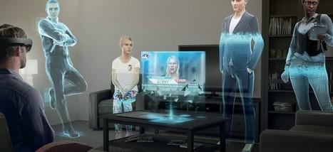 Sonovision - Asobo met la réalité augmentée à portée des entreprises | jeux vidéos Bordeaux | Scoop.it