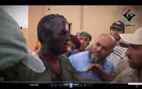 """""""Barred from their Homes"""" briefing on Tawergha fails to address NATO and Amnesty complicity 