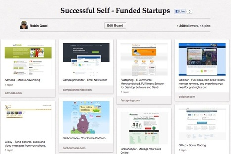 Successful Self-Funded Startups - A Collection of Real-World Examples | Online Business Models | Scoop.it