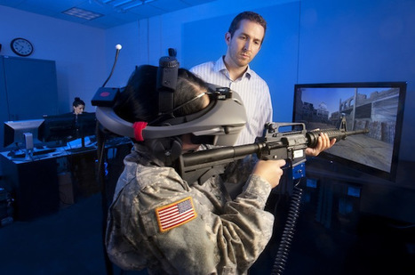 Army's Virtual Reality Plan: A Digital Doppelganger for Every Soldier | e-Skills Showcase Céline Merchiers | Scoop.it