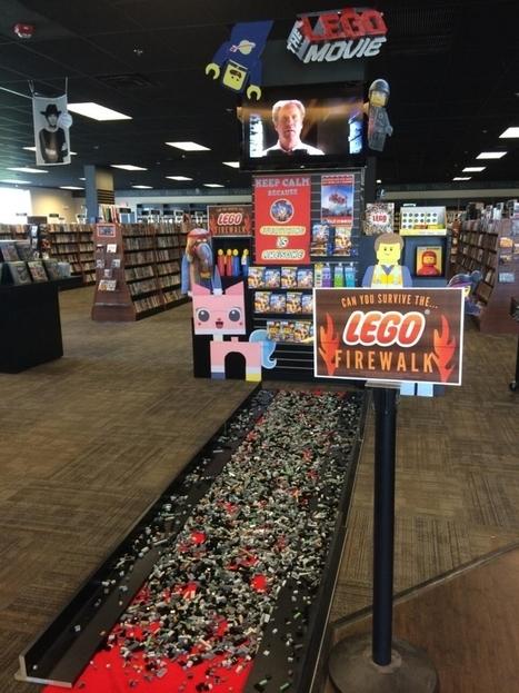Un chemin de LEGO à traverser pieds nus | creativity101 | Scoop.it