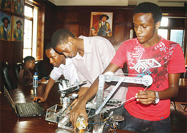 Students invent robot to dismantle bombs | The Robot Times | Scoop.it