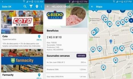 Cómo encontrar los locales que tienen descuentos con la SUBE en tu celular | Tecnología 2015 | Scoop.it