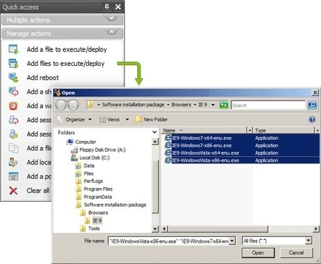 How to remotely deploy Internet Explorer 9 on your network | IS Decisions | Scoop.it