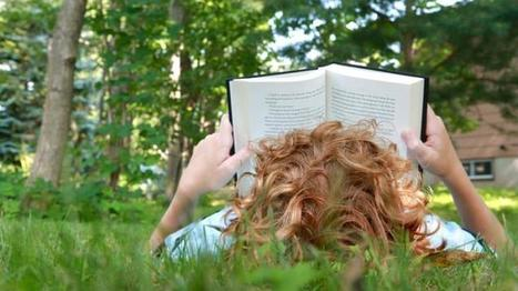 Rise in number of children reading for pleasure - TES News | Libraries and reading | Scoop.it