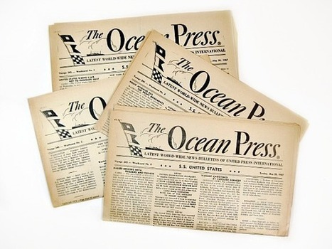 May 1967 Ocean Press Newspapers, UPI | Vintage Passion | Scoop.it