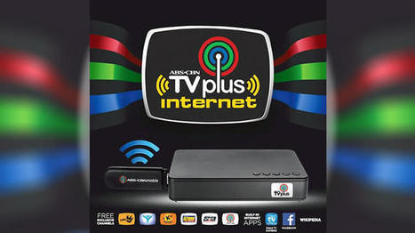 ABS-CBN TVplus upgraded with internet access |