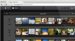 Snapjoy. Un album photo pour toutes vos photos en ligne. | Les outils du Web 2.0 | Scoop.it