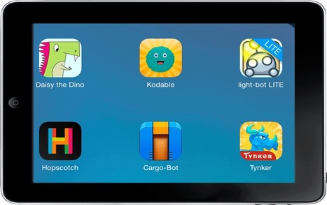 7 apps para aprender a programar jugando con el Ipad | paprofes | Scoop.it