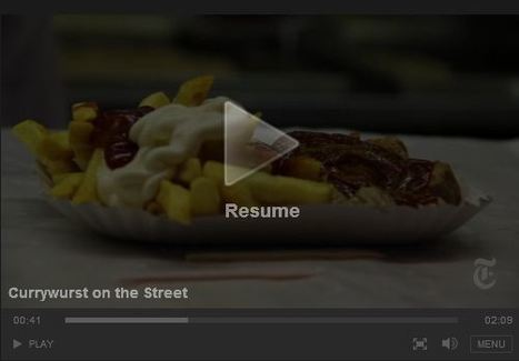 Currywurst on the Street | geographic world news | Scoop.it
