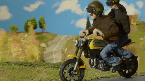 Ducati discloses new details on the Scrambler via the internet in an original, fun video | Motorcycle Industry News | Scoop.it