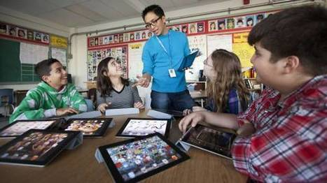 5 Tips For Keeping Students On Task While Using Technology | Library Learning Commons | Scoop.it