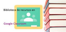 Aprende a crear tu biblioteca de recursos de aula desde Google Classroom   EDUCA´TICS   Scoop.it