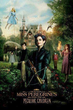 Miss Peregrine's Home for Peculiar Children wiki, synopsis and review | Movies Database | Scoop.it