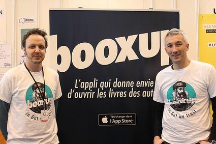 Partager ses livres papier : Booxup, le Airbnb des bibliothèques | La Faim de l'Histoire | Scoop.it