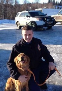 Dog credited with saving the life of injured guardian after snowmobile accident   Nature Animals humankind   Scoop.it