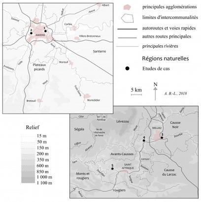 Le nouvel intérêt des villes intermédiaires pour les terres agricoles: actions foncières et relocalisation alimentaire
