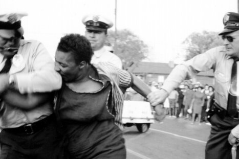 Forgotten Photographs of the Civil Rights Struggle | Our Black History | Scoop.it