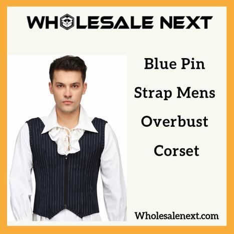 satin steelboned Stunning Long back underbust corset with shoulder straps 6-22