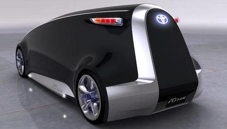 Los Toyota Fun Vii mostrarán la información de conducción con realidad aumentada | Coches | Realidad aumentada | Scoop.it