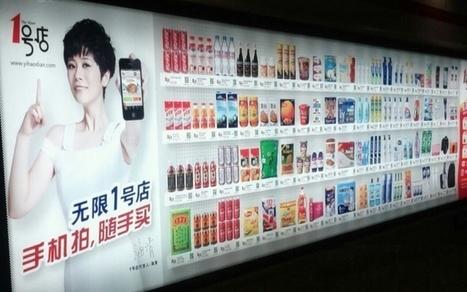 7 campagnes marketing de code QR dont on se souviendra en Chine ! | Culture digitale | Scoop.it