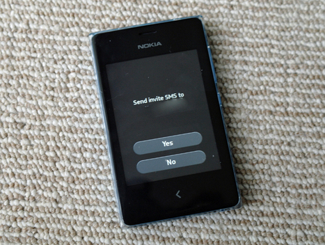 WhatsApp on Nokia Asha | Nokia, Symbian and WP 8 | Scoop.it