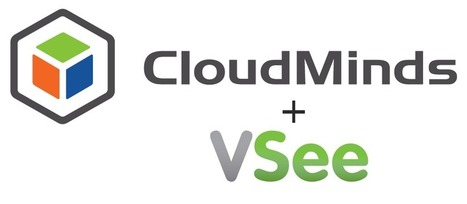 VSee + CloudMinds Technology Showing Cloud AI f