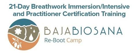 Baja Biosana Re-Boot Camp 2016 with Dan Brule is on - Breathwork Europe | Breathwork Europe | Breathwork | Scoop.it