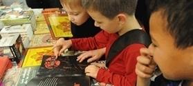 Les Sorcières dévoilent leur sélection 2012 : actualités - Livres Hebdo | Les Enfants et la Lecture | Scoop.it