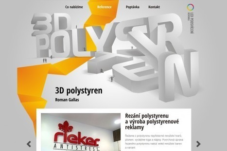 30 Glamorous Websites with Impressive Typography | 7plusDezine | Web & Graphic Design | Scoop.it