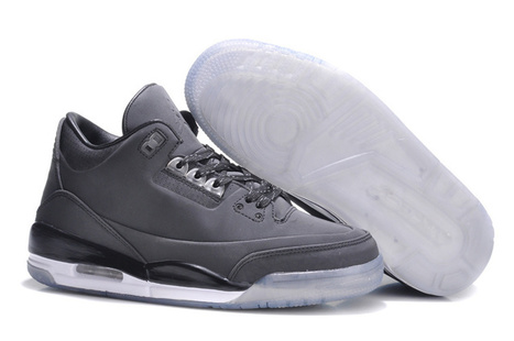Female Air Jordan III 3 Retro 5 Lab 3 BLACK CLEAR Womens Size -Cheap Nike  Air Jordans Shoes For Sale Online with the fast Shipping e0eb0f997