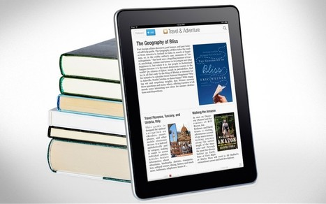 Flipboard to Curate Apple iBooks - Good E-Reader (blog) | Library learning centre builds lifelong learners. | Scoop.it