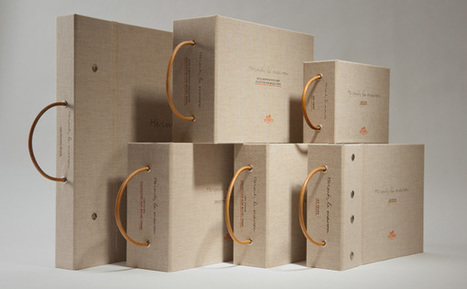 Hermès Maison Home Collection - Corporate #Design by @Paperlux | #Design | Scoop.it