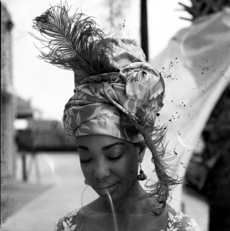 Juliana Kasumu, photographer traces the evolution of the head wrap from 'Moussour to Tignon' | A Voice of Our Own | Scoop.it