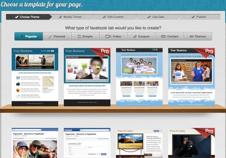 PageModo : Créer un onglet Facebook sans connaissance iFrame | Réseaux sociaux | Facebook pour les entreprises | Scoop.it