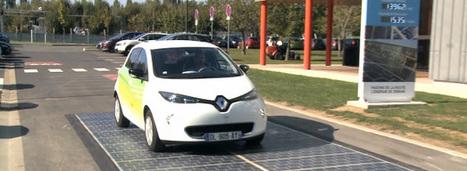 Véhicules et routes solaires, un avenir proche? | Moove it !  On se bouge ! | Scoop.it