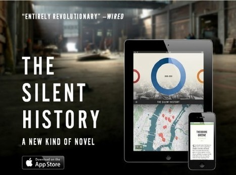 EN: A Short History of the Networked Novel - The Writing Platform   EN: Create engaging language learning content   Scoop.it