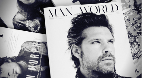 New Magazine for Men - Man of the World Magazine | Raised By Lions | Mens Entertainment Guide | Scoop.it