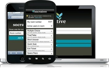 Socrative. Interrogez votre classe autrement. | TELT | Scoop.it