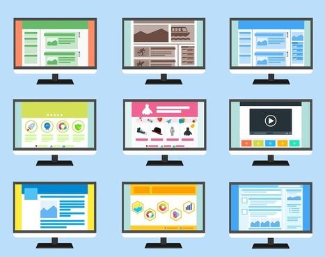 5 plataformas para crear una página web gratis para usar en clase - Educación 3.0 | El rincón de mferna | Scoop.it