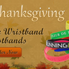 Thanksgiving Offer – Buy Best Quality of friendship Wristbands
