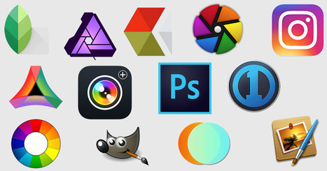 104 Photo Editing Tools You Should Know About | E-learning, Blended learning, Apps en Tools in het Onderwijs | Scoop.it