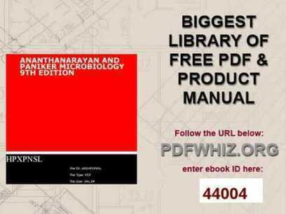 Ananthanarayan and panikers textbook of microb ananthanarayan and panikers textbook of microbiology 9th edition pdf free 664 fandeluxe Choice Image